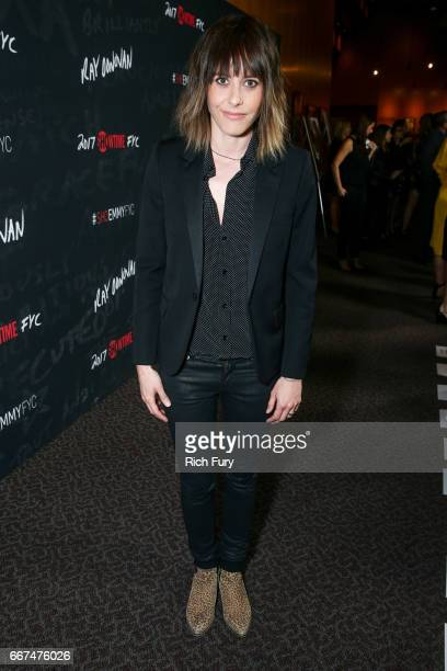 Actor Katherine Moennig attends Showtime's Ray Donovan season 4 FYC event at the DGA Theater on April 11 2017 in Los Angeles California