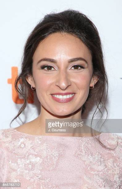 Actor Kathryn Aboya attends the premiere of Downsizing during the 2017 Toronto Film Festival at The Elgin on September 11 2017 in Toronto Canada