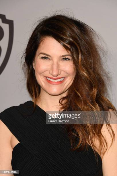 Actor Kathryn Hahn attends 19th Annual PostGolden Globes Party hosted by Warner Bros Pictures and InStyle at The Beverly Hilton Hotel on January 7...