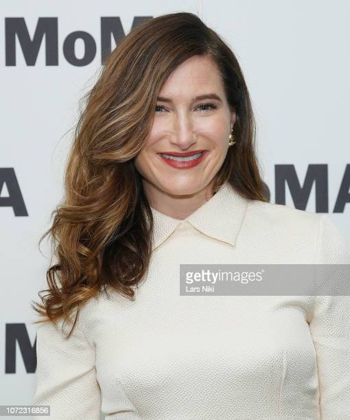 Actor Kathryn Hahn attends MoMA's Contenders screening of Private Life at MoMA Titus One on December 12 2018 in New York City