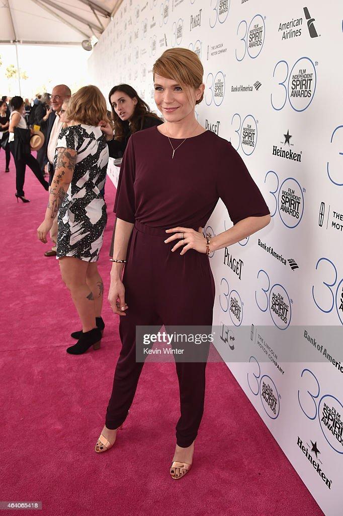 2015 Film Independent Spirit Awards - Red Carpet : News Photo