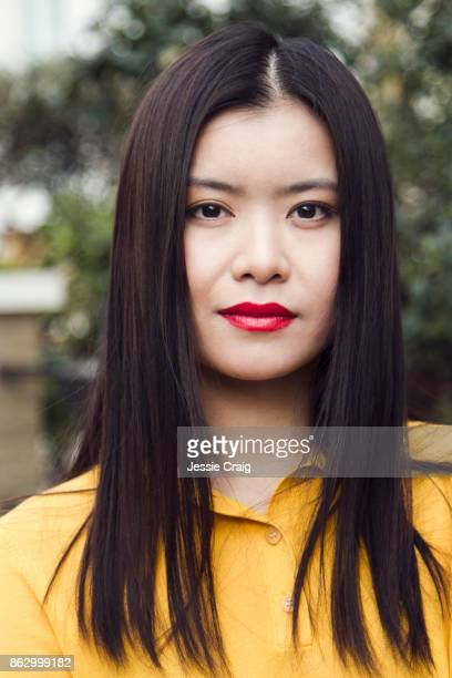 Actor Katie Leung is photographed for The Picture Journal on March 16 2017 in London England