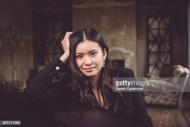 Actor Katie Leung is photographed on May 3 2017 in London England