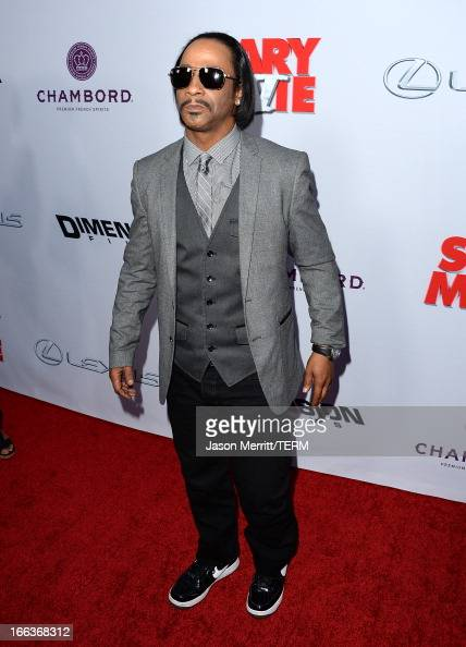 Actor Katt Williams Arrives At The Dimension Films Scary Movie 5 News Photo Getty Images