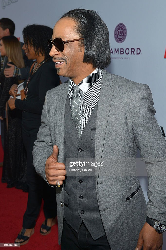 Actor Katt Williams Arrives At The Premiere Of Scary Movie V News Photo Getty Images