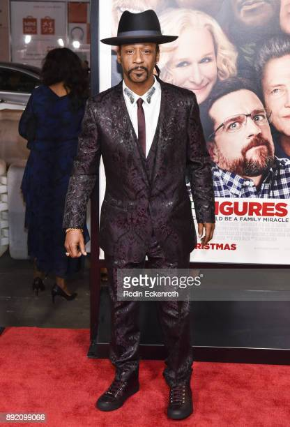 Actor Katt Williams arrives at the premiere of Warner Bros Pictures' 'Father Figures' at TCL Chinese Theatre on December 13 2017 in Hollywood...