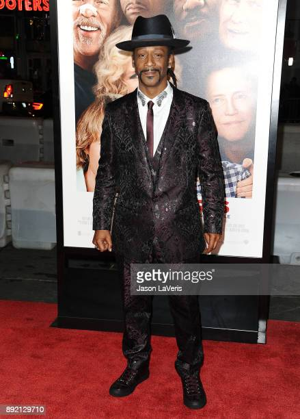 Actor Katt Williams attends the premiere of 'Father Figures' at TCL Chinese Theatre on December 13 2017 in Hollywood California