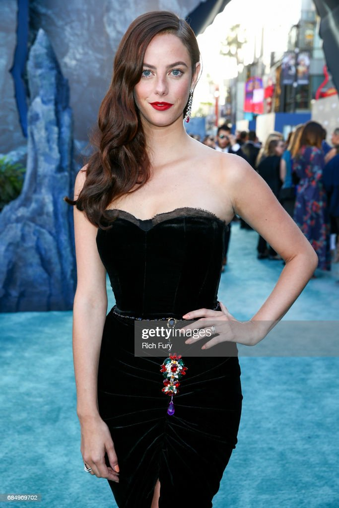 Actor Kaya Scodelario attends the premiere of Disney's 'Pirates Of The Caribbean: Dead Men Tell No Tales' at Dolby Theatre on May 18, 2017 in Hollywood, California.
