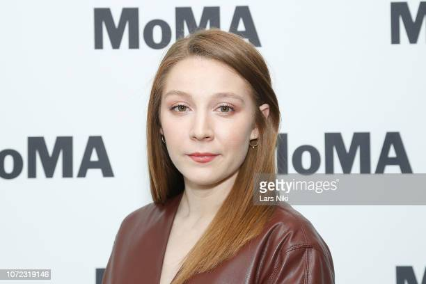 Actor Kayli Carter attends MoMA's Contenders screening of Private Life at MoMA Titus One on December 12 2018 in New York City