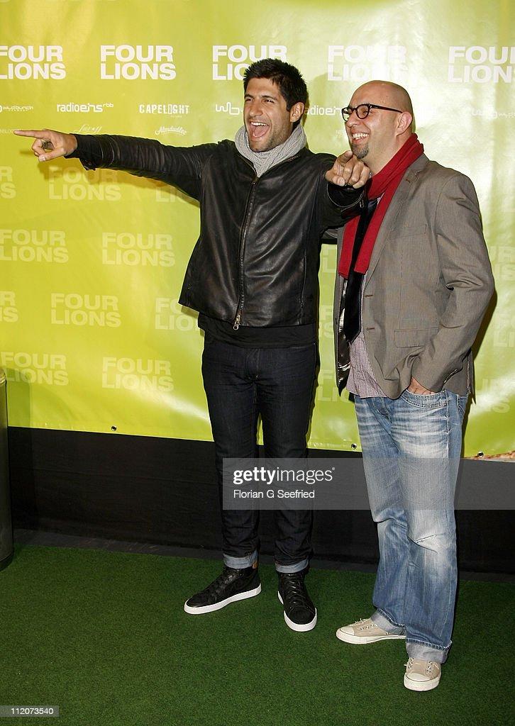 Four Lions Germany Premiere : News Photo