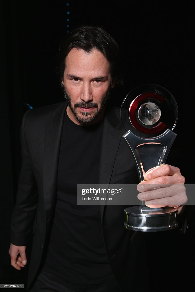CinemaCon 2016 - The CinemaCon Big Screen Achievement Awards Brought To You By The Coca-Cola Company - Backstage And Audience : News Photo