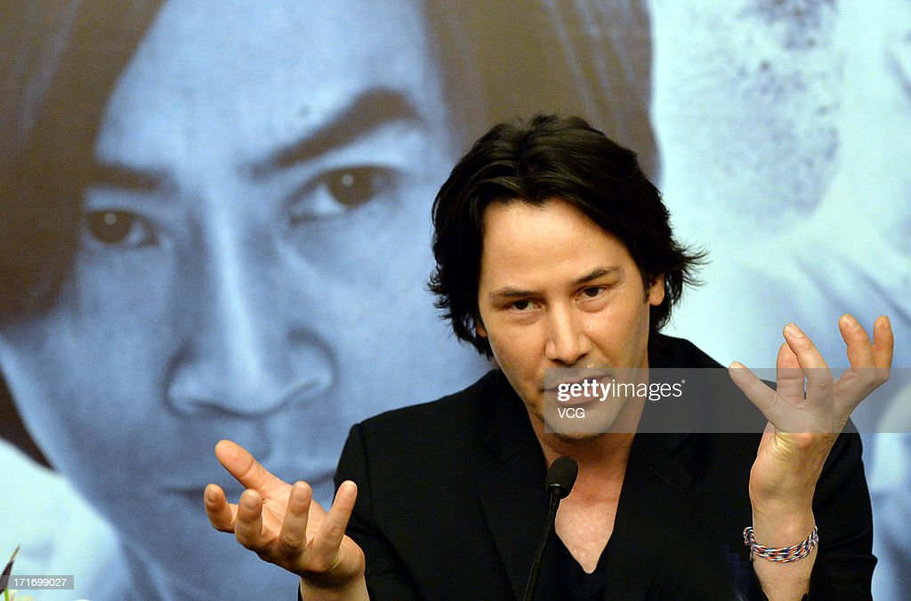 'Man of Tai Chi' Press Conference In Guangzhou