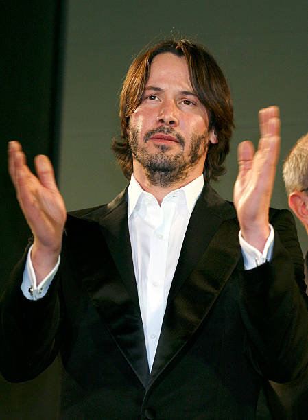 tokyo premiere of the matrix reloaded pictures getty images