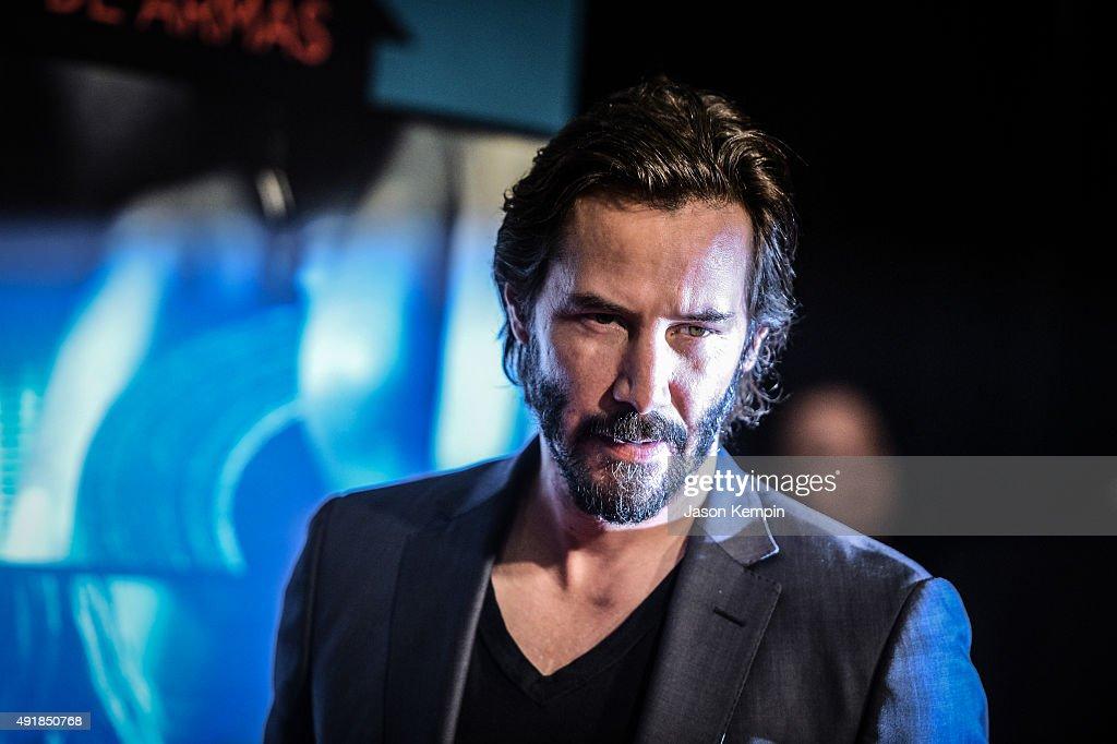 """Premiere Of Lionsgate Premiere's """"Knock Knock"""" - Arrivals : News Photo"""