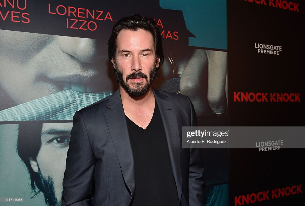 "Premiere Of Lionsgate Premiere's ""Knock Knock"" - Red Carpet"