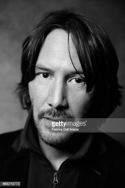 Actor Keanu Reeves is photographed for Rolling Stone at the Sundance film festival on January 22 2017 in Park City Utah