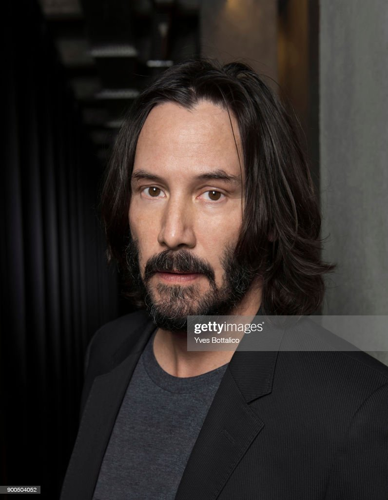 Keanu Reeves, Homme Deluxe, November 2017