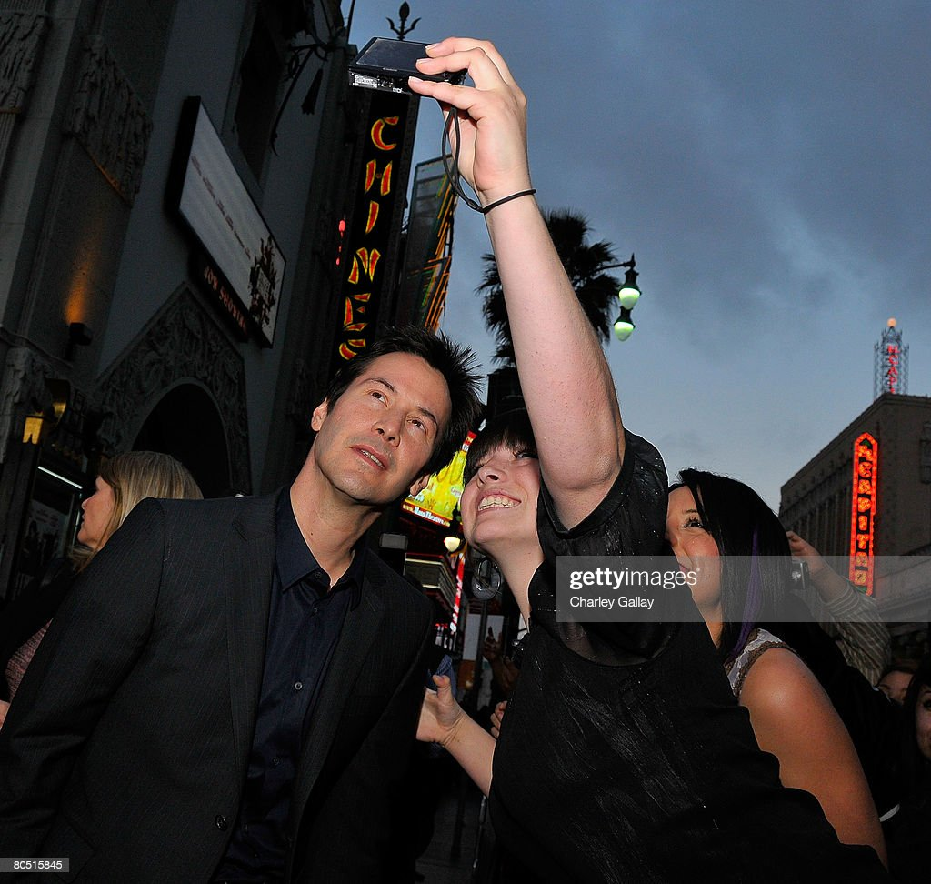 """Premiere Of Fox Searchlight's """"Street Kings"""" - Arrivals : News Photo"""