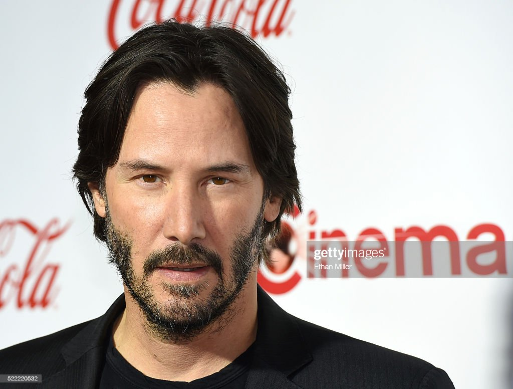 CinemaCon 2016 - The CinemaCon Big Screen Achievement Awards Brought To You By The Coca-Cola Company - Red Carpet : News Photo
