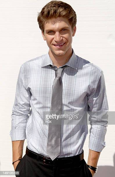 Actor Keegan Allen attends the FOX 2012 Teen Choice Awards at Gibson Amphitheatre on July 22 2012 in Los Angeles California