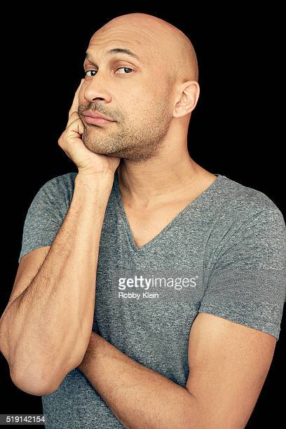 Actor Keegan Michael Key is photographed for The Wrap on March 13 2016 in Austin Texas