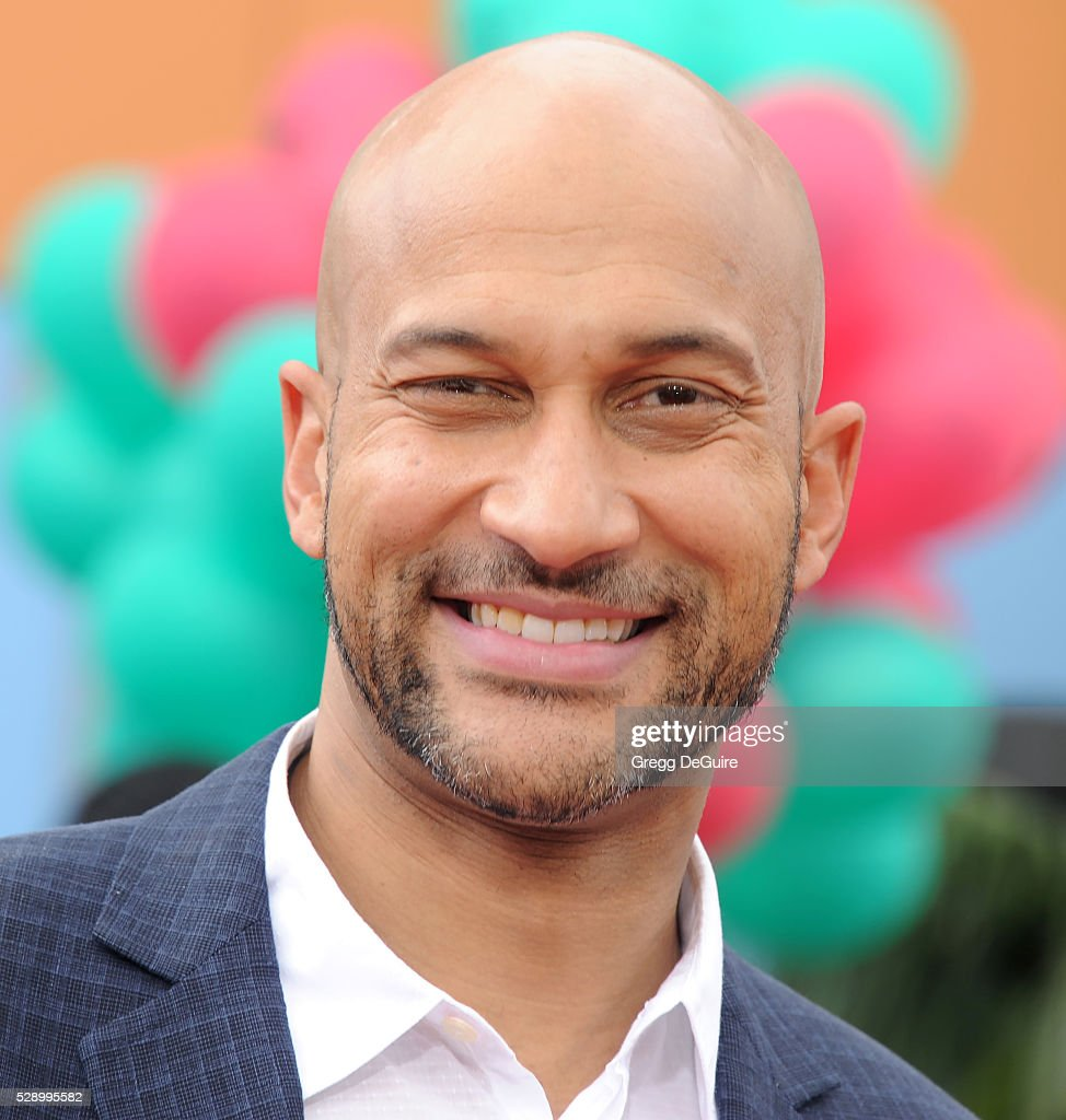 Actor Keegan-Michael Key arrives at the premiere of Sony Pictures' 'The Angry Birds Movie' at Regency Village Theatre on May 7, 2016 in Westwood, California.