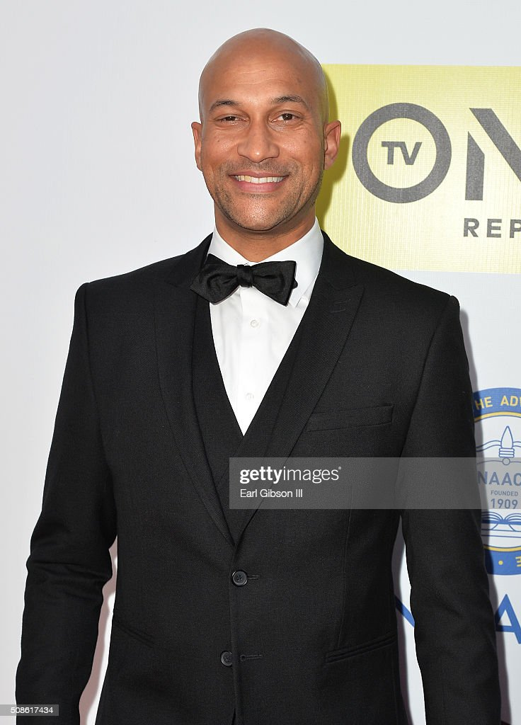 Actor Keegan-Michael Key attends the 47th NAACP Image Awards presented by TV One at Pasadena Civic Auditorium on February 5, 2016 in Pasadena, California.