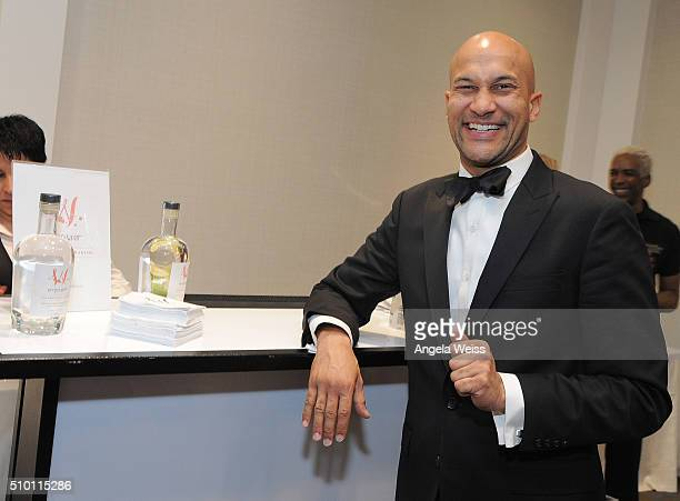 Actor KeeganMichael Key attends the Backstage Creations Celebrity Retreat at The 2016 Writers Guild West Awards at the Hyatt Regency Century Plaza on...