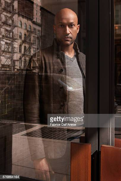 Actor KeeganMichael Key is photographed for Vanity Faircom on April 19 2016 in New York City