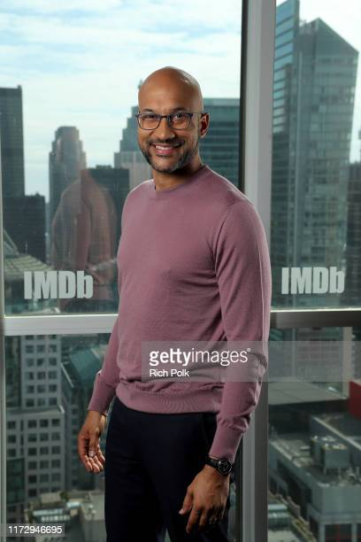 Actor KeeganMichael Key of 'Dolemite Is my name' attends The IMDb Studio Presented By Intuit QuickBooks at Toronto 2019 at Bisha Hotel Residences on...