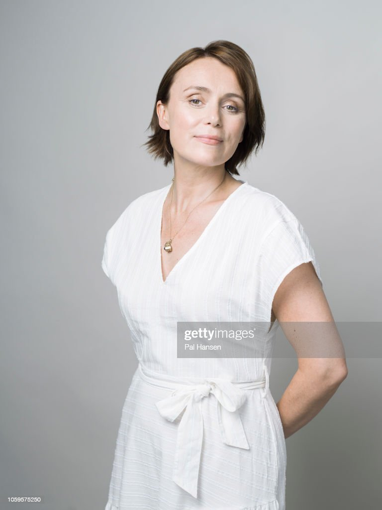 Keeley Hawes, Sunday Times UK, August 12, 2018 : News Photo