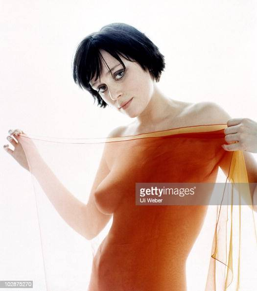Actor Keeley Hawes Poses For A Portrait Shoot In London
