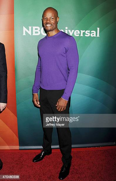 Actor Keenen Ivory Wayans attends the 2015 NBCUniversal Summer Press Day held at the The Langham Huntington Hotel and Spa on April 02 2015 in...
