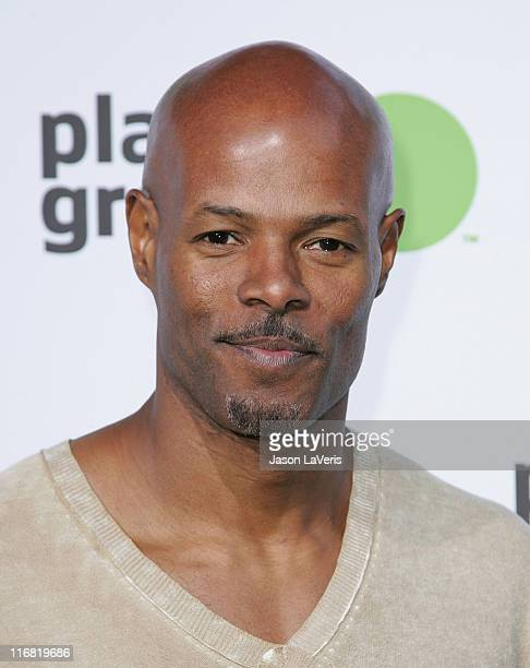 Actor Keenen Ivory Wayans attends the Planet Green launch party at the Greek Theater on May 28 2008 in Los Angeles California