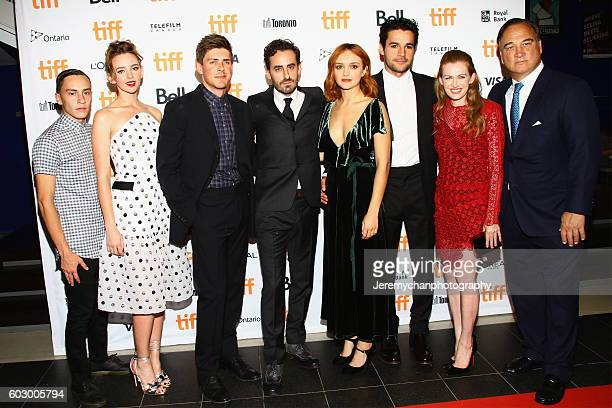 Actor Keir Gilchrist actor Natasha Bassett Actor Chris Lowell director Wayne Roberts actor Olivia Cooke actor Christopher Abbott actor Mireille Enos...