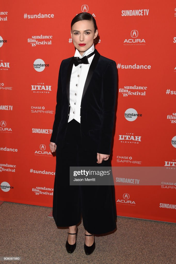 "2018 Sundance Film Festival - ""Colette"" Premiere"