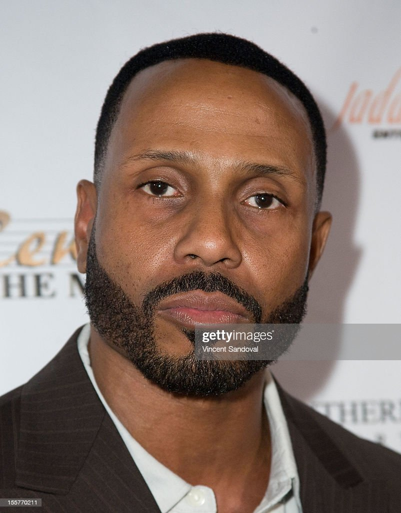 Actor Keith Burke attends the Independent Hollywood's '90's Nostalgia Film & Music Tour' at L.A. LIVE on November 7, 2012 in Los Angeles, California.