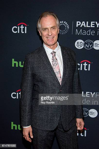 Actor Keith Carradine attends the screening of 'Madam Secretary' during PaleyFest New York 2016 at The Paley Center for Media on October 14 2016 in...