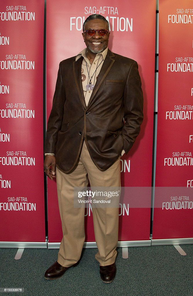Actor Keith David attends SAG-AFTRA Foundation's Conversations with 'Greenleaf' at SAG Foundation Actors Center on October 17, 2016 in Los Angeles, California.