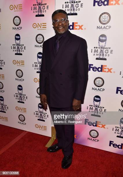 Actor Keith David attends the 49th NAACP Image Awards NonTelevised Award Show at The Pasadena Civic Auditorium on January 14 2018 in Pasadena...