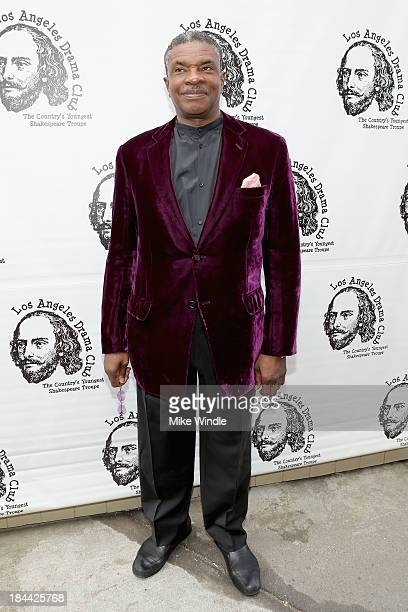 Actor Keith David attends the Los Angeles Drama Club's 2nd Annual Tempest In A Teacup Gala Fundraiser and Benefit performance at The Magic Castle on...