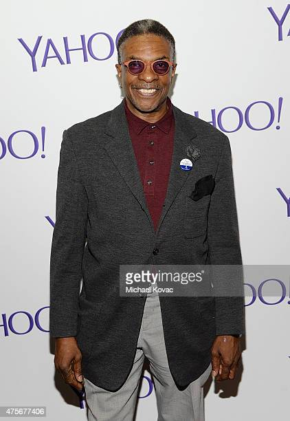 Actor Keith David attends the LA Times Envelope Emmy event for Community on Yahoo Screen at ArcLight Sherman Oaks on June 2 2015 in Sherman Oaks...