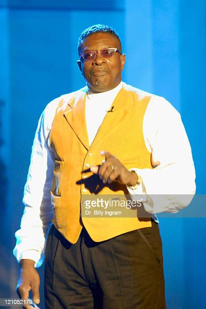 Actor Keith David participates in the 2008 Chabad 'To Life' Telethon at the KCET Studios on September 14 2008 in Los Angeles California