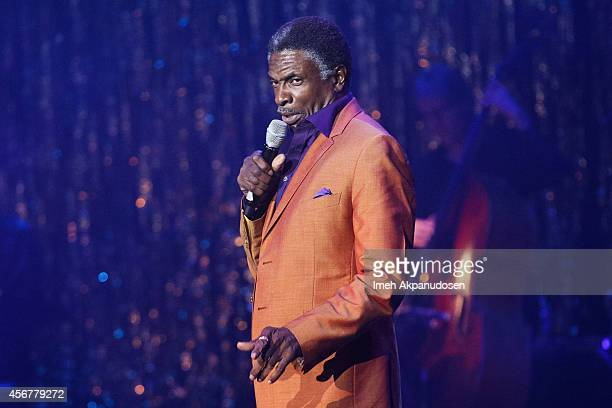 Actor Keith David performs onstage at the 14th Annual Les Girls at Avalon on October 6 2014 in Hollywood California