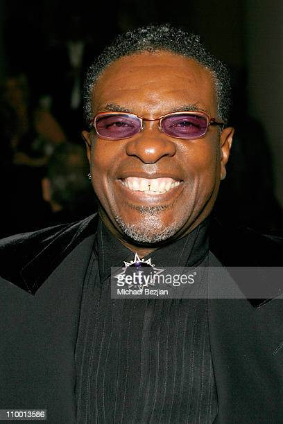 Actor Keith David poses at the 18th Annual Night of 100 Stars on February 24 2008 in Beverly Hills CA