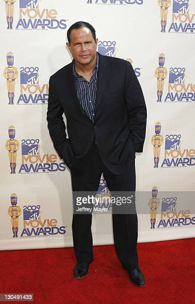 Actor Keith Middlebrook arrives at the 2009 MTV Movie Awards at the Gibson Amphitheatre on May 31 2009 in Universal City California