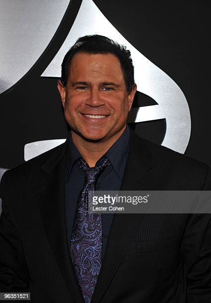 Actor Keith Middlebrook arrives at the 52nd Annual GRAMMY Awards held at Staples Center on January 31, 2010 in Los Angeles, California.