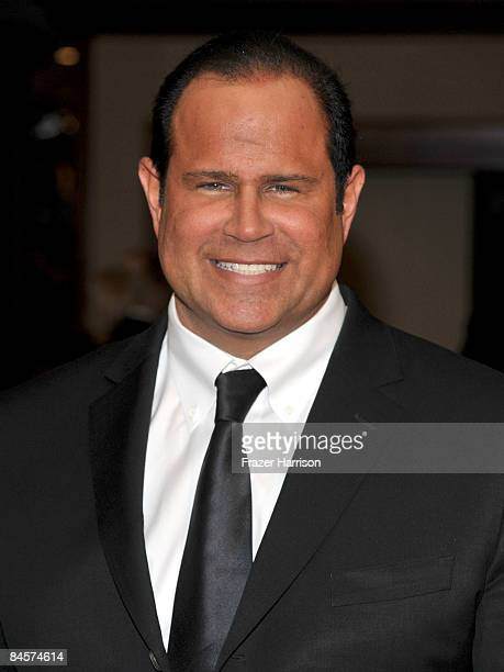 Actor Keith Middlebrook arrives at the 61st Annual Directors Guild of America Awards at the Hyatt Regency Century Plaza on January 31 2009 in Los...
