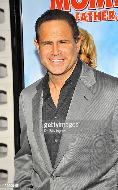 Actor Keith Middlebrook arrives at the Big Mommas Like Father Like Son Los Angeles screening at ArcLight Cinemas Cinerama Dome on February 10 2011 in...