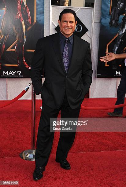 Actor Keith Middlebrook arrives at the Iron Man 2 World Premiere held at the El Capitan Theatre on April 26 2010 in Hollywood California